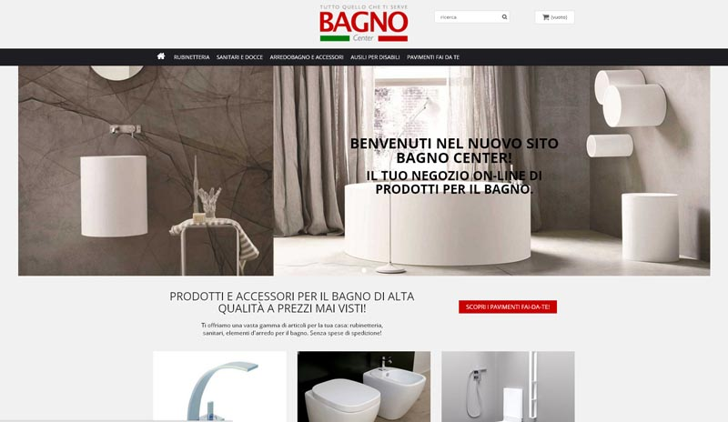 bagno center